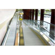 Indoor Tipos VVVF Moving Walk