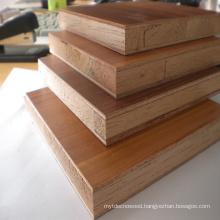 Oak Okoume Bintangor Poplar Face Falcata Core Blockboard