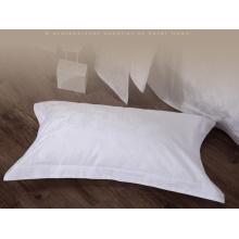Белые наволочки из жаккарда для постельного белья (WSPC-2016016)