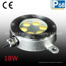 IP68 18W LED luz de la piscina o lámpara subacuática (JP94262)