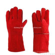 Luvas de Soldar / Luvas de Trabalho / Luvas de Couro / Luvas da Indústria-28