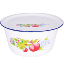 2015 High Grade Fashion Enamel Finger Bowl
