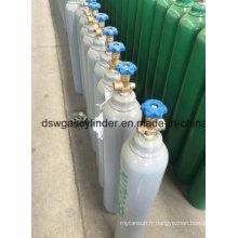 Cylindre de gaz azote 2L à 10L