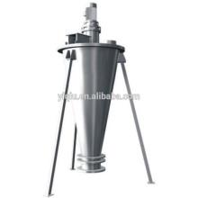Mezclador cónico de acero inoxidable líquido y sólido