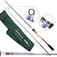 FUJI Guide Reel Seat Fibra de carbono Fishing Spinning Rod