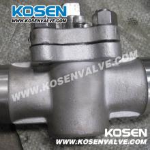 Гильза из нержавеющей стали, мягкое уплотнение Plug клапаны (X63F)