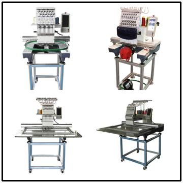 QY-1-CT-Serie Kleidungsstück sticken Zylindermaschine, Kappen-Stickmaschine
