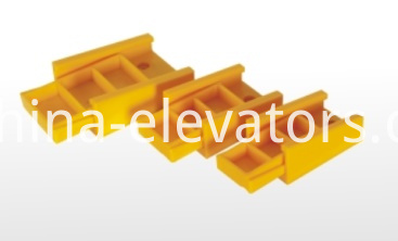 elevator traveling cable clamp