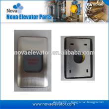 Лифт пожарный переключатель, настенный пожарный выключатель, детали лифта