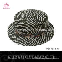 Chapéu desenhador de palhaça