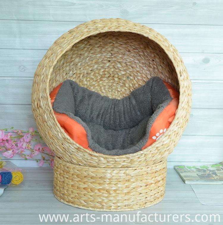 weaving pet house
