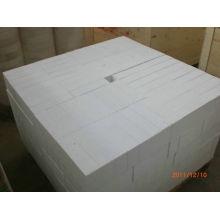 High Bulk Density Corundum Refractory Brick / Block, Corundum Lining For Petroleum / Chemical Industry