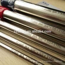 Melhor qualidade astm a269 tp304 tubo de aço inoxidável sem costura