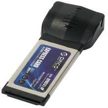 USB3.0 et USB2.0 ExpressCard 34mm pour ordinateur portable