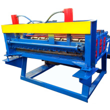 sheet slitting and cutting machine