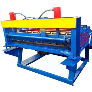 sheet slitting and cutting machine