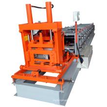 Trade assurance galvanized steel c type metal sheet purline forming machine
