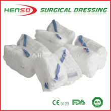 Henso Medical Disposable Abdominal Pad With Blue Loop
