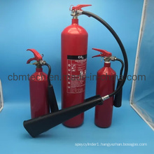 Hot Sale Small Carbon Steel CO2 Fire Extinguishers
