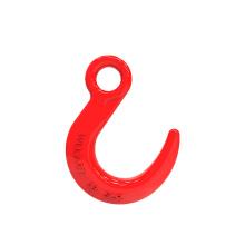 Alloy steel Eye foundry  Hook /Large Opening Hook open eye hook Wholesale