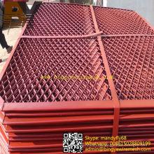 Hochwertiges, pulverbeschichtetes Aluminium erweitertes Panel