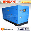 100kw Soundproof Water-Cooled China Supplier Diesel Generator Set