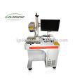 20w desktop fiber laser marking machine for marking on ID card