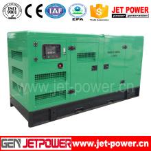Generadores portátiles diesel baratos de 125kVA CUMMINS con el mejor precio