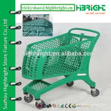 Лучшая онлайн новая пластиковая тележка для покупок, цена на пластиковую корзину, виргинскую пластиковую тележку для покупок
