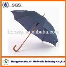 Benutzerdefinierte Drucken hölzerne Dandle Regenschirm