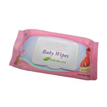 Чистые хлопковые натуральные детские салфетки для чувствительной кожи
