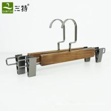 Calças de fornecedor de fábrica calças clips cabide