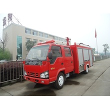 5000Liter Water Tank Fire Fighting Truck ISUZU Brand