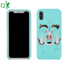 Hot Selling Cartoon Fashion Silicone Phone Case Wholesale