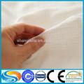 Hecho en tela 100% de la muselina del algodón de China