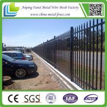 Hochwertige, preiswerte Stahl, die Fencing Factory eingefügt hat