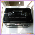 Fashion Outlook Black Cosmetic Train Case for PRO Makeup Artists (SACMC112)