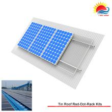 Structure de montage solaire économique (LA23)
