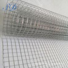 Rouleaux de clôture de treillis métallique soudés électriquement