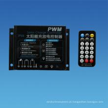 12/24V 20A controlador Solar luz rua