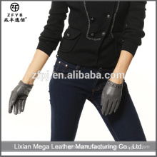 Wholesale Low Price High Quality Scrap Leather Gloves