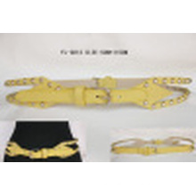 Bright Belt with Stud Fl-0213