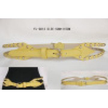 Heller Gürtel mit Zapfen Fl-0213