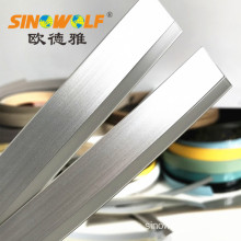 OEM China High quality for Yellow Color Edge Banding 3D Bicolor Edge Banding for Furniture Accessory export to Japan Factories