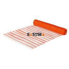 Producto de fabricación china Naranja Reciclar HDPE Plástico Red de seguridad