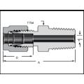 Прямоугольные резьбовые соединительные муфты для металлических труб