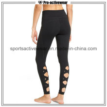 OEM Moda Mulheres Yoga Fitness Workout Running Sport Leggings