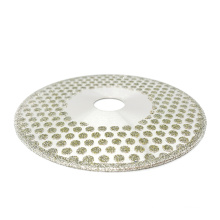 5 - 9 inch EP Electroplate Diamond Marble Cutting blade Segmented Continuose