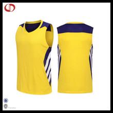 Custom Polyester Basketball Jersey günstig