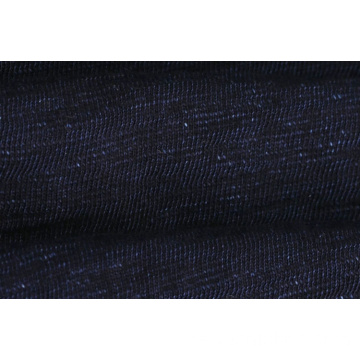 Populär Black Color Slub Denim Fabric Lågt pris